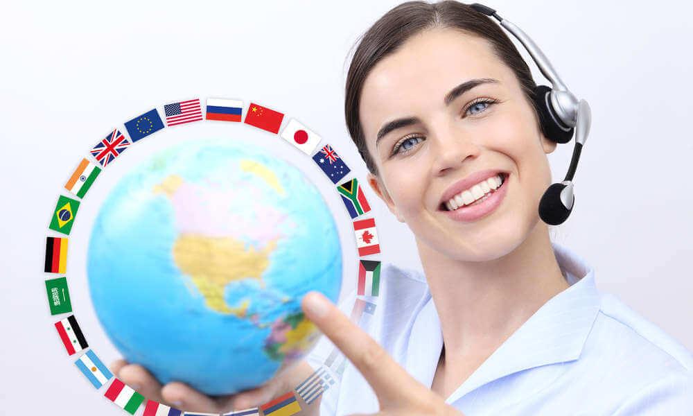 O mundo da tradução